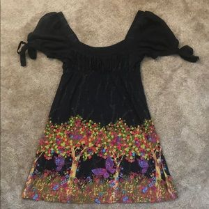 Free people magical forest dress